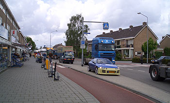 Definitieve Route Truckerstocht 30 mei bekend